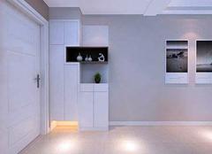 家用鞋柜尺寸一般是多少 鞋柜尺寸设计时的注意事项
