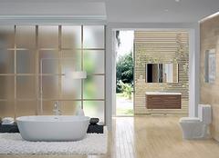 卫浴洁具应该怎么挑选 选择卫浴时应该注意些什么