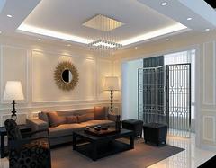 客厅吊顶装修如何选材 客厅吊顶装修注意事项有哪些