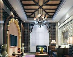 客厅吊顶装修的装修方式有哪些 家庭装修常见的5种吊顶方式