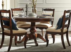 2018年最火的美式小户型实木餐桌椅,餐桌椅图片及价格
