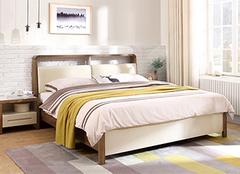 比较好的实木床品牌 1.8米实木床图片大全
