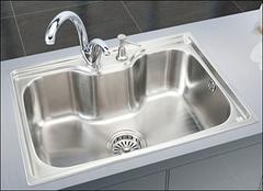 厨房水槽尺寸规格 厨房水槽单槽好还是双槽好