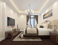 现代简约风格卧室创意设计方案 2018现代简约主卧室装修效果图