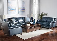 一个好的客厅真皮沙发是什么样的 美式真皮沙发图片及价格