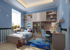 儿童房用什么颜色好 家长都应该看看