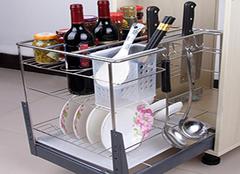 厨房拉篮什么牌子好 厨房拉篮一般多少钱