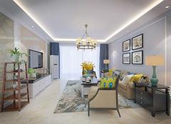 110平米三室两厅装修 10万全包110平效果图