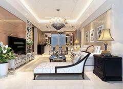 欧式风格样板房装修效果图 欧式风格样板房的装修注意事项