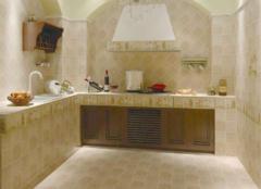 家装厨房地面材料有哪些 厨房地面铺什么好呢