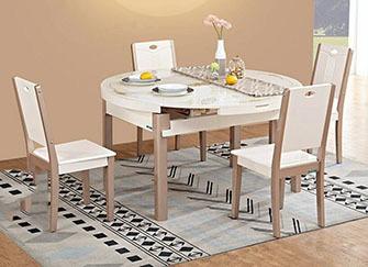 2018餐桌椅怎么搭配   餐桌椅一定要配套吗