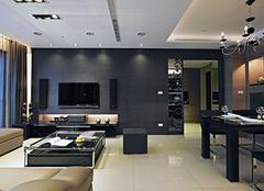 现代简约风格客厅装修效果图大全