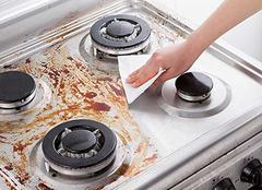 油污太厚了怎么去除 厨房重度油污清洁妙招