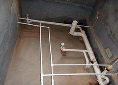 100平改水电一般多少钱 水电改造走顶还是地