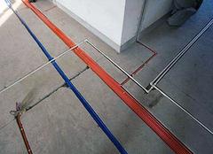 60平米水电改造费用清单 水电改造走顶走墙不走地是吗