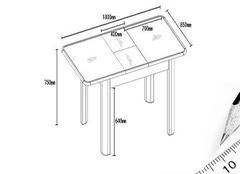家用餐桌尺寸多少合适 家用餐桌尺寸规格介绍