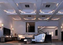 苏州客厅吊顶一般多少钱一平方 客厅吊顶装修价格