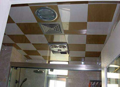 铝扣板吊顶多少钱一平 铝扣板吊顶价格