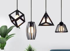 2018年最新爆款北欧风格吊灯,吊灯款式各异,你喜欢哪一款?