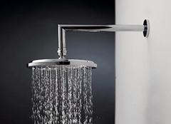 淋浴喷头如何选购 淋浴喷头堵了怎么清洗