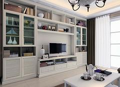 电视柜怎样设计比较好看 电视柜用什么材料比较好