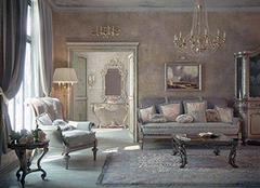室内欧式风格设计说明 带你走进高贵典雅的欧式空间
