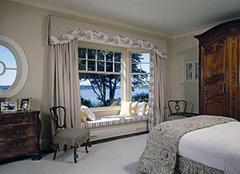卧室窗帘什么材质好 卧室窗帘用什么颜色好