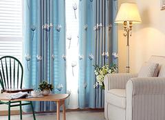 2018客厅窗帘颜色搭配技巧 客厅窗帘多少钱