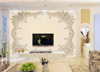 客廳背景墻用什么顏色好看 客廳背景墻風格選擇