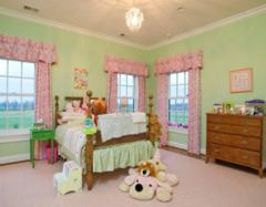 女孩儿童房设计与装修 2018年儿童房设计风格推荐