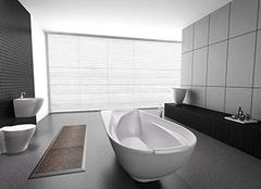 恒洁和箭牌卫浴哪个好 卫浴应该如何保养