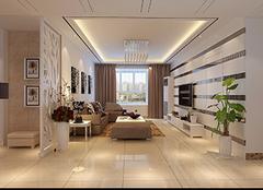 客厅吊顶造型有哪些 客厅吊顶装修效果图