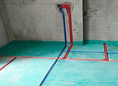 家装水电怎样布线更好 横平竖直好还是点对点好