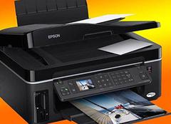爱普生打印机使用方法 爱普生r330打印机故障