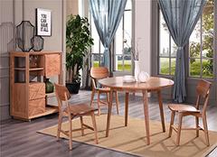 实木家具哪种木材好  实木家具的选购技巧