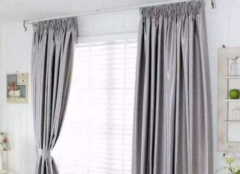什么颜色窗帘显得大气 2018流行哪种窗帘好看