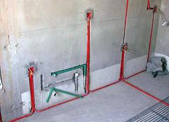 家装改水电收费标准 新房子改水电注意事项