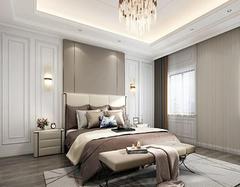 卧室风水怎么整能旺财 家庭主卧装修设计