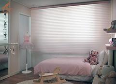 卧室装百叶窗好吗 百叶窗卡住了怎么办