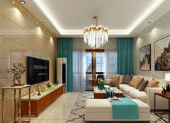 80平米房子装修预算清单 80平米小户型简约装修