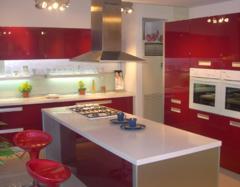 橱柜选什么颜色好  厨房装修风水禁忌