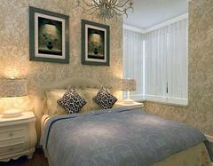 现代北欧混搭风格三居室装修 北欧混搭风格装修图片
