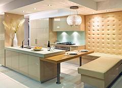 厨房橱柜什么颜色好看  橱柜门颜色搭配技巧