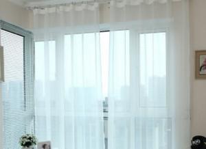 客厅窗帘大气