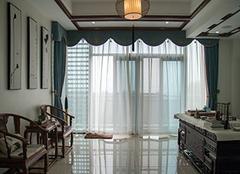 现在一套窗帘大概多少钱 一般家装窗帘要多少钱