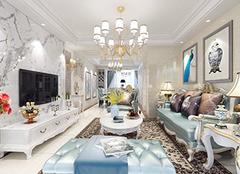 120平三室两厅欧式风格装修多少钱 如何装修房子最省钱