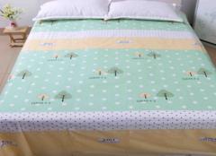 床单什么面料好  不起球不掉色的床单面料