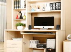 写字台高度多少合适  写字台高度尺寸标准