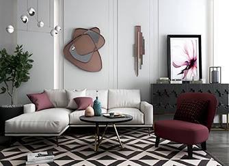 家装软装设计搭配技巧 6个搭配原则值得收藏