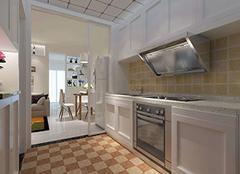 厨房怎么设计实用 2018最流行的装修风格图片